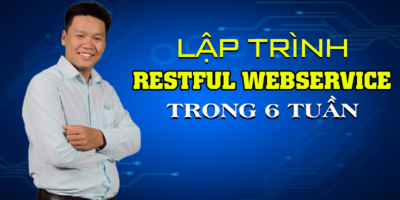 Lập trình Restful Webservice trong 6 tuần
