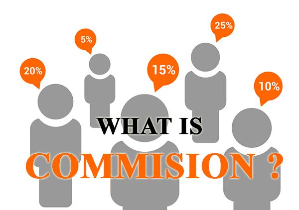 commission là gì