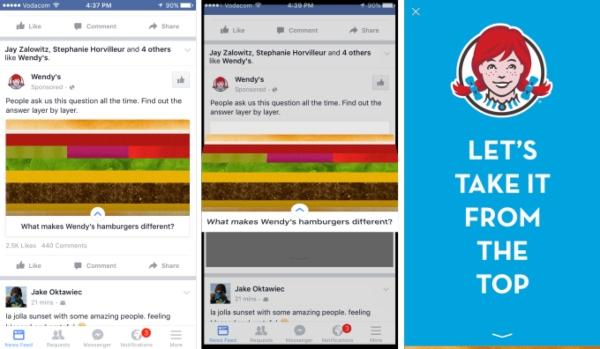 Canvas Facebook là gì 2