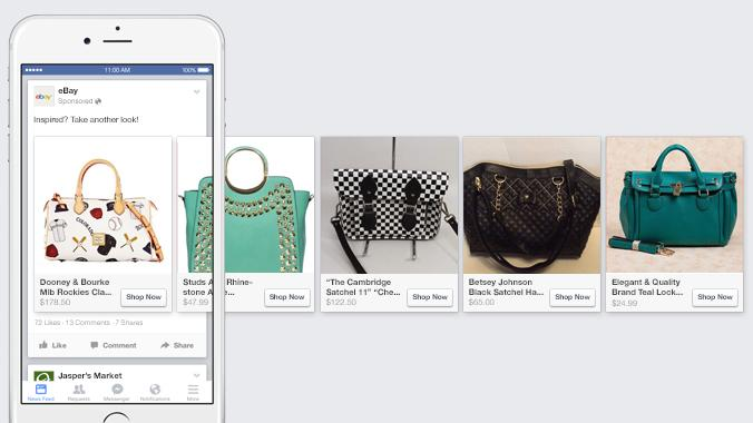 facebook Carousel là gì
