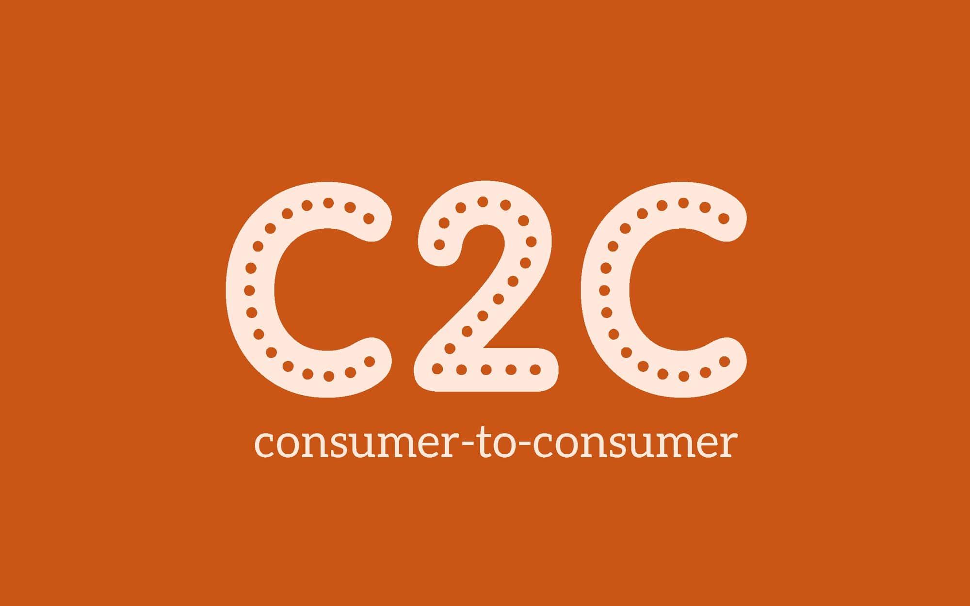 c2c là gì