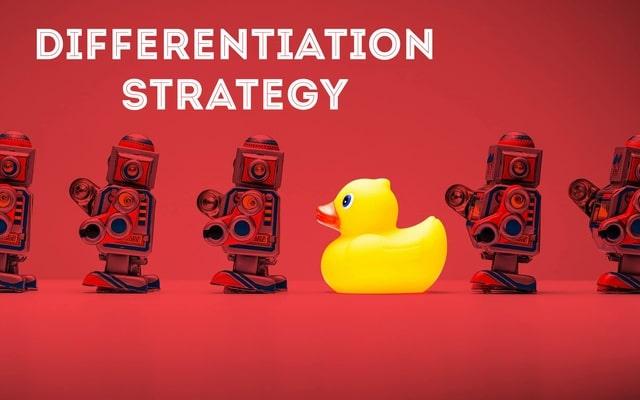 chiến lược khác biệt hóa