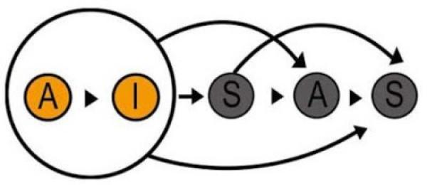 mô hình AISAS 1
