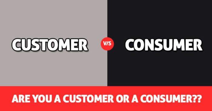 consumer là gì