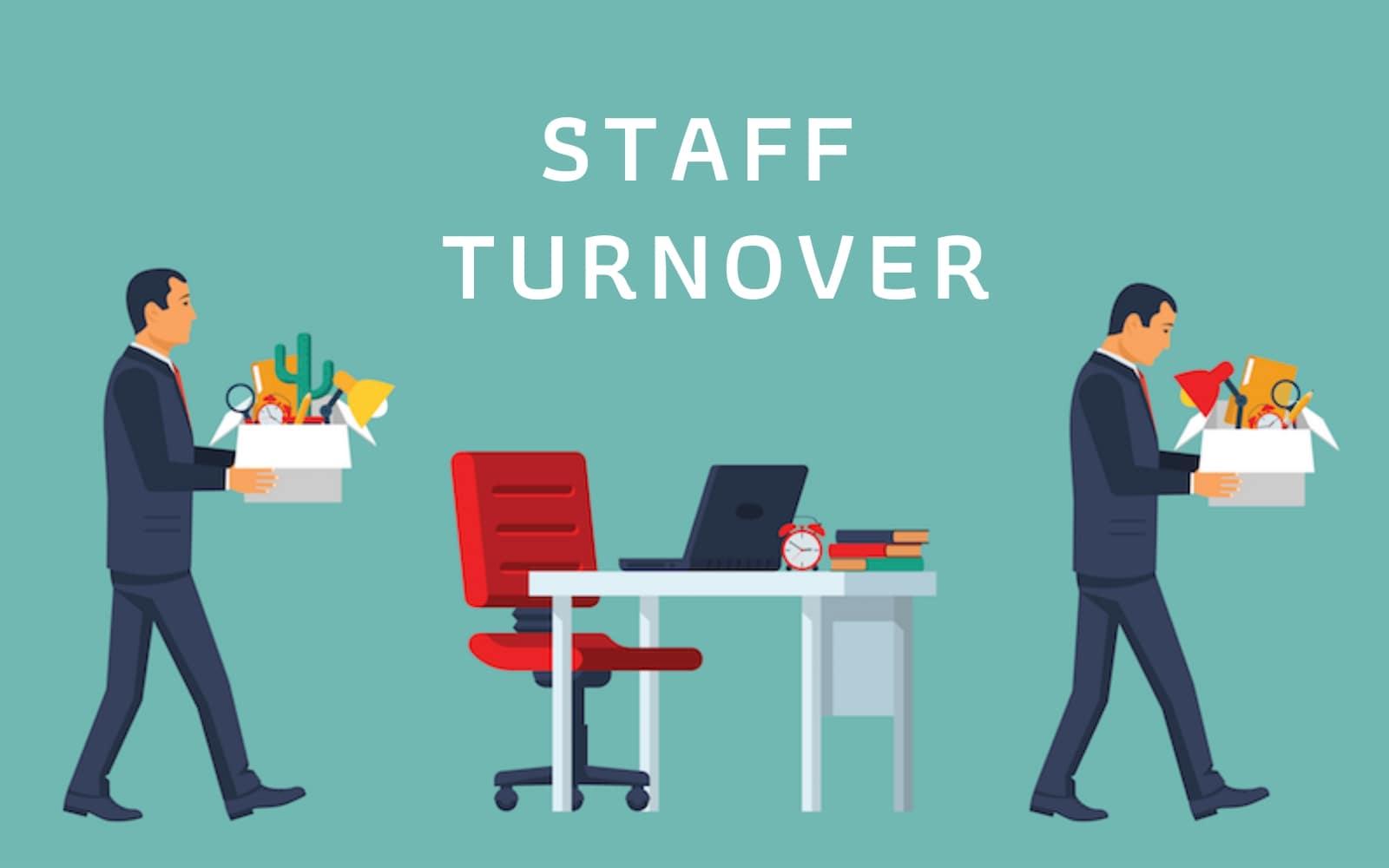 Staff Turnover  là gì