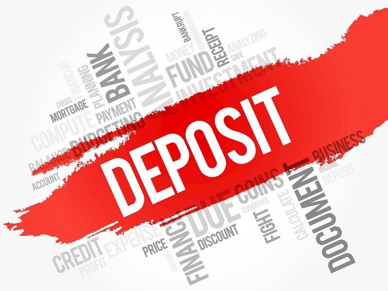Deposit là gì