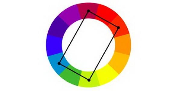 nguyên tắc phối màu 6