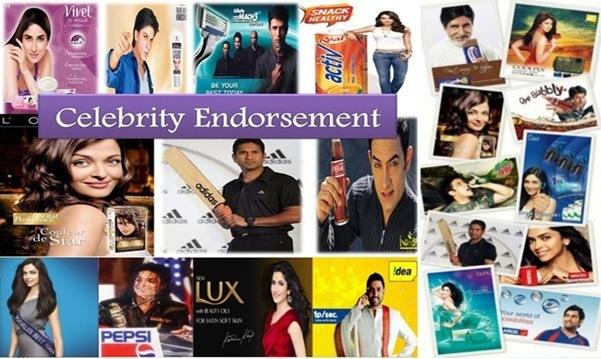 Celebrity Endorsement là gì