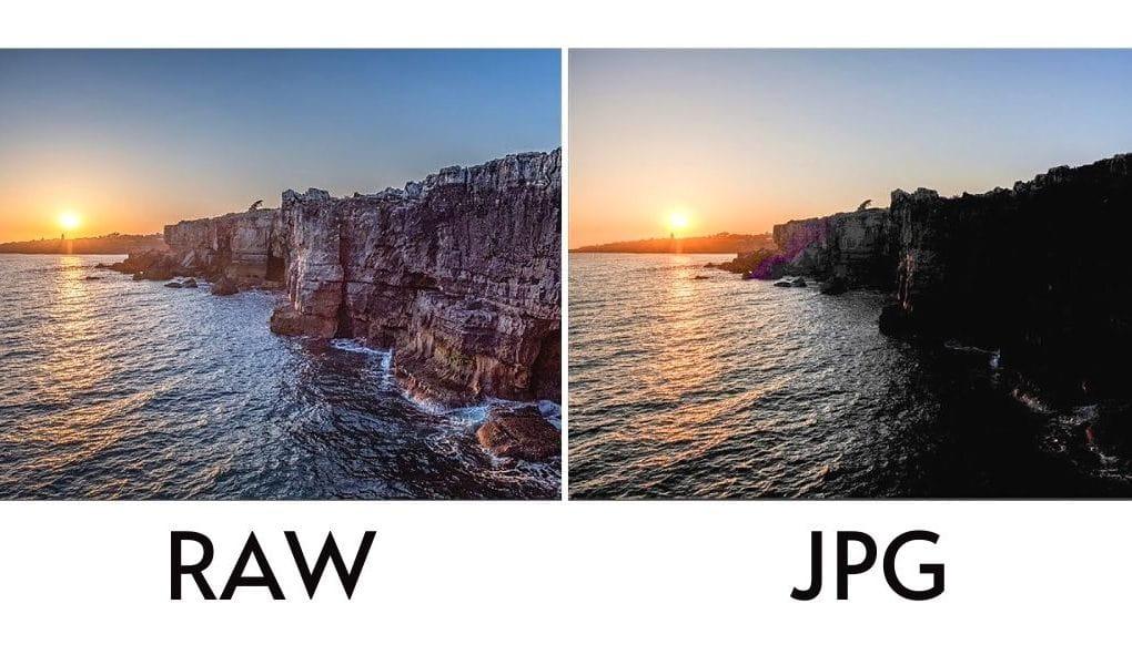 Ảnh RAW là gì? Nên sử dụng định RAW hay JPEG