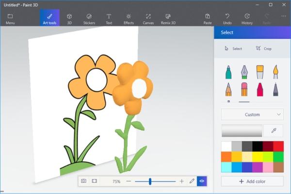 phần mềm vẽ tranh 3