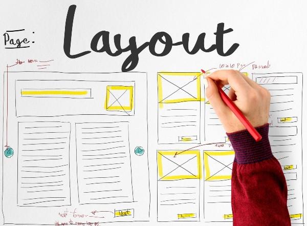 thiết kế layout web 1