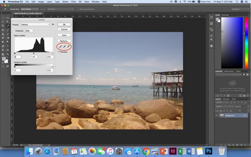 5 lưu ý khi chỉnh sửa ảnh bằng Photoshop