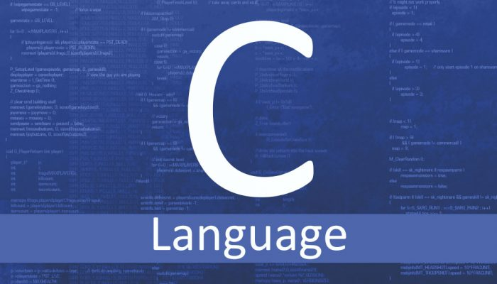phần mềm lập trình C
