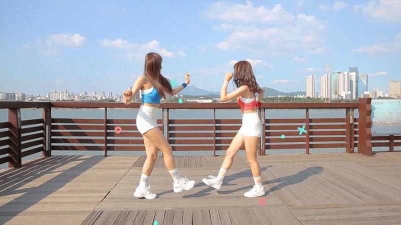 nhảy shuffle dance cơ bản