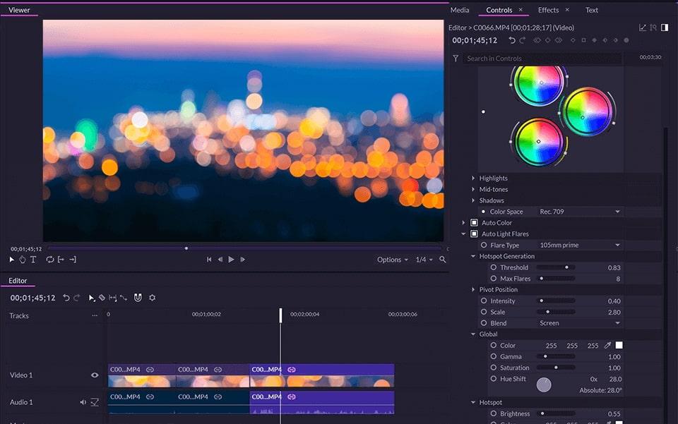 Phần mềm dựng phim đơn giản