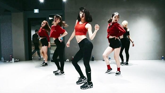 Choreography là gì