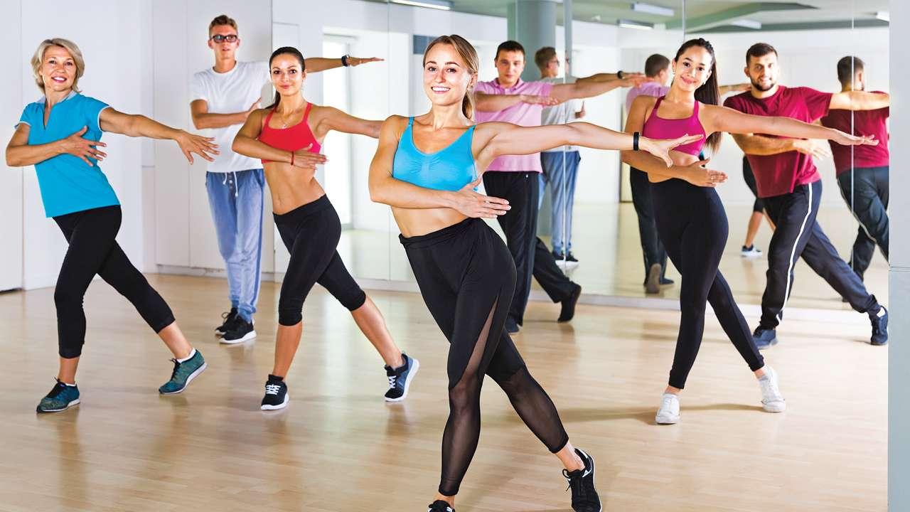 hướng dẫn nhảy zumba
