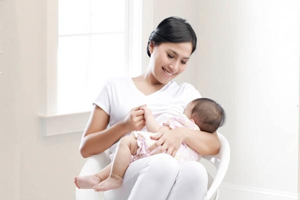 giảm bụng sau sinh