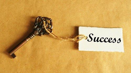 Bí quyết thành công đơn giản