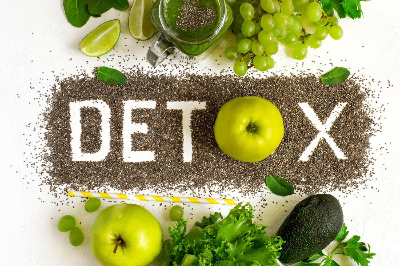 giảm cân Detox