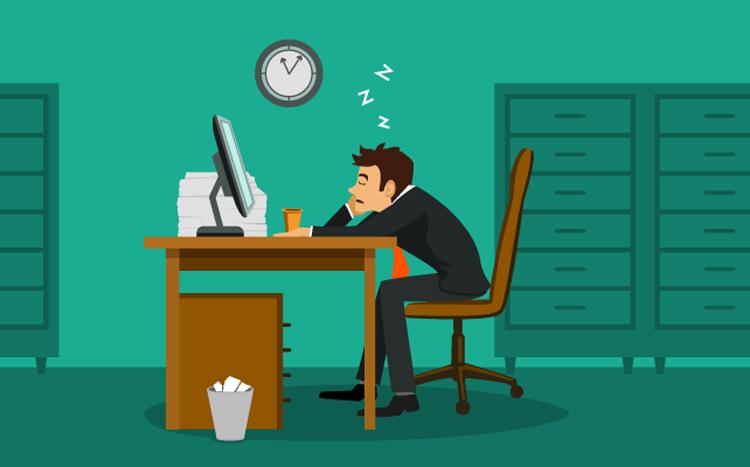 Cách hết sự trì hoãn trong công việc