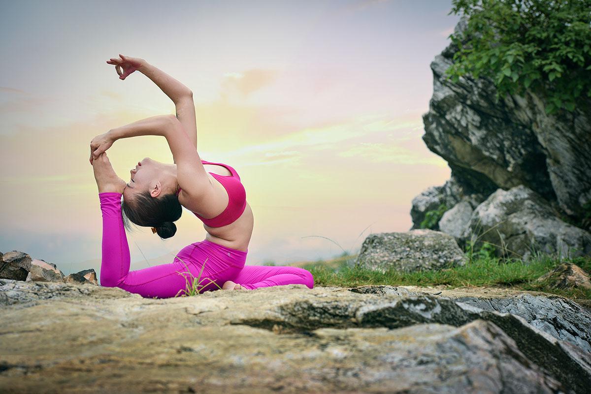 Học Yoga tại quận Tân Phú Hồ Chí Minh