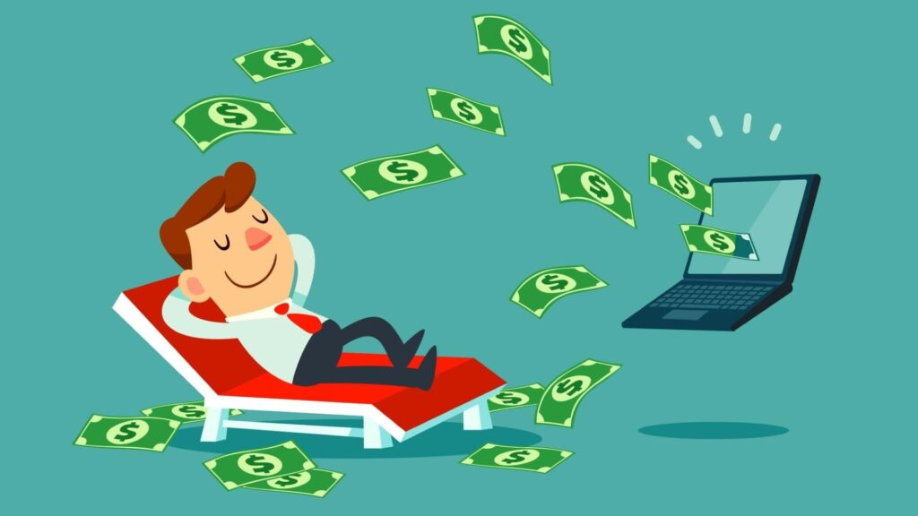 cách tạo thu nhập thụ động