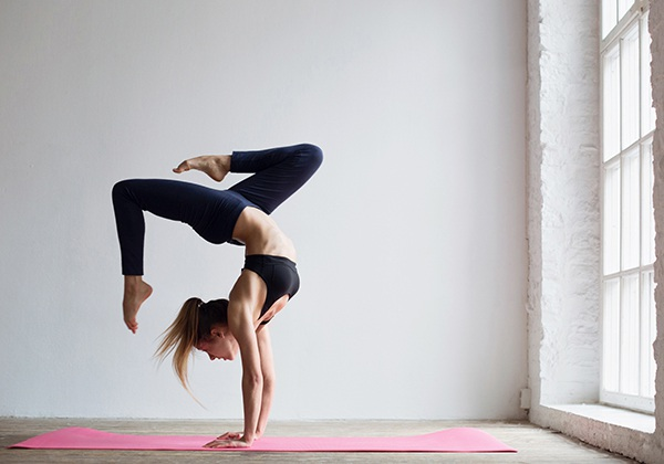 Học Yoga tại quận Hoàng Mai Hà Nội