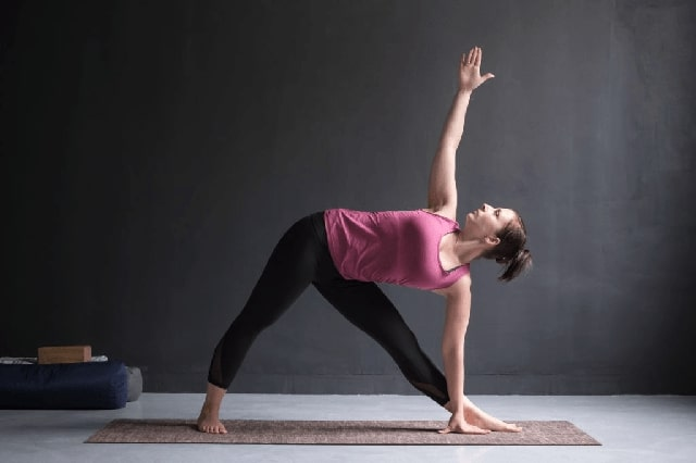 Học Yoga tại quận 5 Hồ Chí Minh