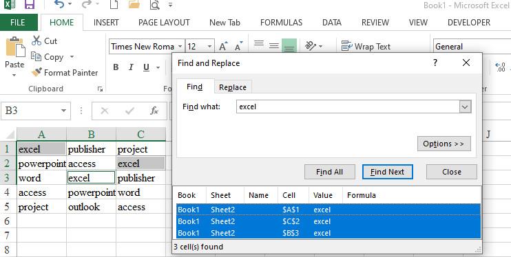 cách đổi màu ô trong Excel