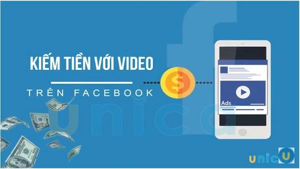 Huong dan kiem tien tren video facebook