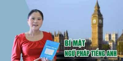 Bí mật Ngữ pháp Tiếng Anh - Trịnh Thị Ánh Hằng