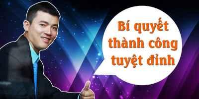 Bí quyết thành công tuyệt đỉnh - Nguyễn Hoài Nam