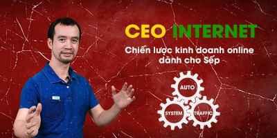 CEO INTERNET - Chiến lược kinh doanh online dành cho Sếp - Nguyễn Trọng Thơ