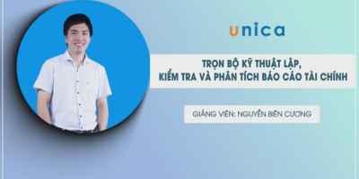 Trọn bộ kỹ thuật lập, kiểm tra và phân tích báo cáo tài chính - Nguyễn Biên Cương