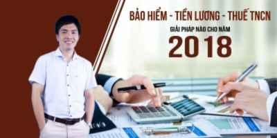 Bảo hiểm - Tiền lương - Thuế thu nhập doanh nghiệp