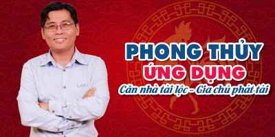 Phong thủy Nhà Ở Căn Bản  - Nguyễn Thành Phương