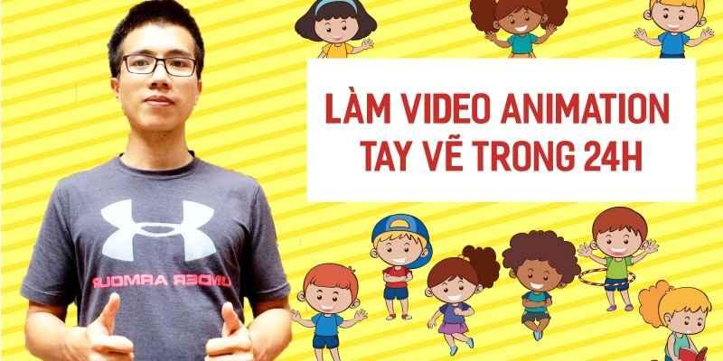 Làm video animation dạng tay vẽ trong 24h - 3816701 , 715 , 338_715 , 600000 , Lam-video-animation-dang-tay-ve-trong-24h-338_715 , unica.vn , Làm video animation dạng tay vẽ trong 24h
