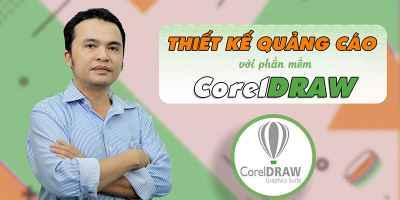 Thiết kế quảng cáo với phần mềm CorelDRAW  - Nguyễn Đức Minh
