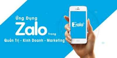 Ứng dụng Zalo trong Quản Trị - Kinh Doanh - Marketing - Giàng Thuận Ý