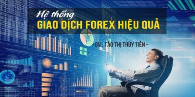 Hệ thống giao dịch Forex hiệu quả  - Tào Thị Thủy Tiên