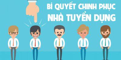 Bí quyết chinh phục nhà tuyển dụng
