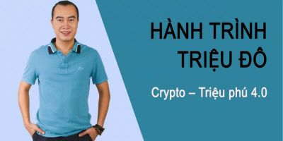 Hành trình triệu đô Crypto – Triệu phú 4.0