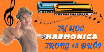 Học Harmonica trong 15 ngày