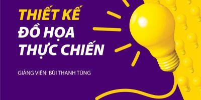 Học thiết kế đồ hoạ chuyên nghiệp - Bùi Thanh Tùng