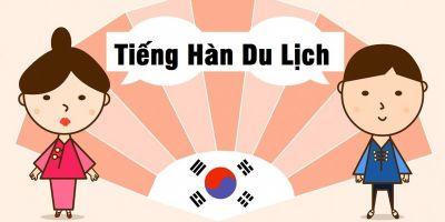 Tiếng Hàn du lịch