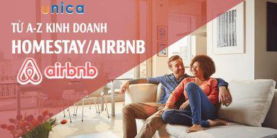 Kinh doanh AirBnB / Homestay từ A-Z
