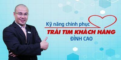 Kỹ năng chinh phục trái tim khách hàng đỉnh cao - Nguyễn Bá Dương