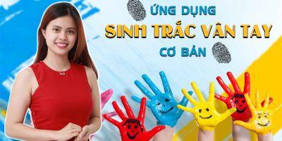 Ứng dụng sinh trắc vân tay cơ bản - Nguyễn Hạnh Tuyết Trinh