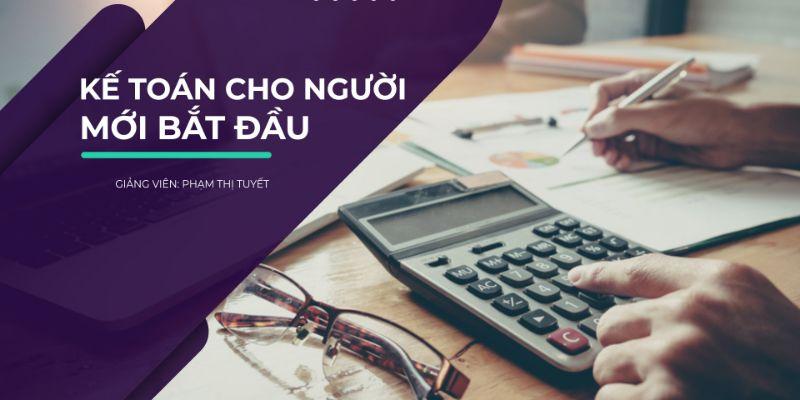 Kế toán cho người mới bắt đầu